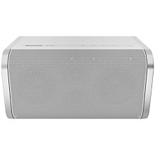 Buy Panasonic SC-ALL3EB-K Wireless Multiroom Speaker with FREE SC-ALL3EB Wireless Multiroom Speaker, White Online at johnlewis.com