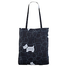 Buy Radley In Stitches Foldaway Tote Bag Online at johnlewis.com