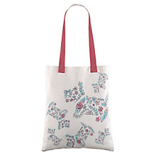 Buy Radley Rosemary Gardens Tote, Pink Online at johnlewis.com