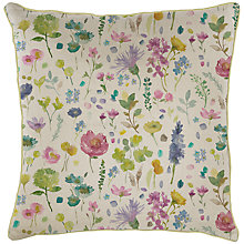 Buy blubellgray Tetbury Floor Cushion, Multi Online at johnlewis.com