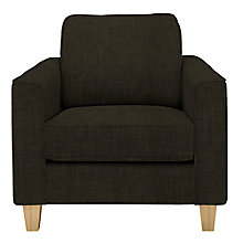 Buy John Lewis Portia Armchair, Fraser Sable Online at johnlewis.com
