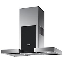 Buy AEG X99464MI2 Island Cooker Hood, Stainless Steel Online at johnlewis.com