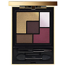 Buy Yves Saint Laurent Couture Palette Collector, 15 Metal Clash Online at johnlewis.com