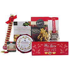 Buy John Lewis Taste of Christmas Carton Online at johnlewis.com