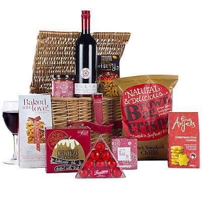 Create Your Own Festive Hamper Diy Gift Personalised