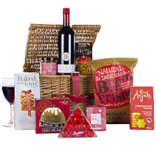 Buy John Lewis Festive Treats Hamper Online at johnlewis.com