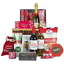 Buy John Lewis Spirit of Christmas Hamper Online at johnlewis.com