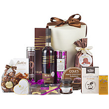 Buy John Lewis Chocolate Indulgence Hamper Online at johnlewis.com
