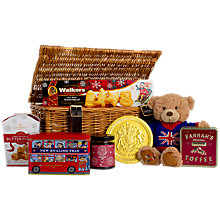 Buy John Lewis Christmas Taste of Britain Hamper Online at johnlewis.com