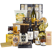 Buy John Lewis Golden Glimmer Hamper Online at johnlewis.com