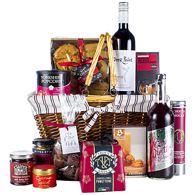 John Lewis Winter Warmer Hamper