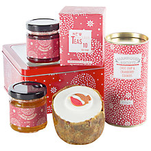 Buy John Lewis Teatime Tin Online at johnlewis.com
