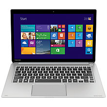 "Buy Toshiba Kira-109 Ultrabook, Intel Core i5, 8GB RAM, 128GB SSD, 13.3"" Online at johnlewis.com"