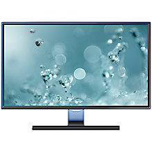 "Buy Samsung S22E390HS Series 3 Full HD LED PC Monitor, 21.5"", Black Online at johnlewis.com"