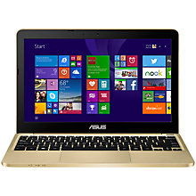 "Buy Asus EeeBook X205TA Laptop, Intel Atom, 2GB RAM, 32GB SSD, 11.6"" Online at johnlewis.com"