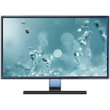 "Buy Samsung S24E390HL Series 3 Full HD LED PC Monitor, 23.6"", Black Online at johnlewis.com"