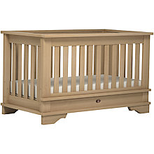 Buy Boori Eton Convertible Plus Cotbed, Natural Online at johnlewis.com