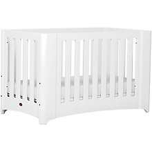 Buy Boori Dawn Cot Bed, White Online at johnlewis.com