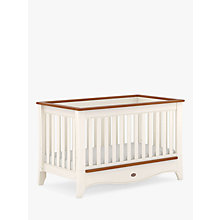 Buy Boori Provence Cotbed, Ivory/Honey Online at johnlewis.com