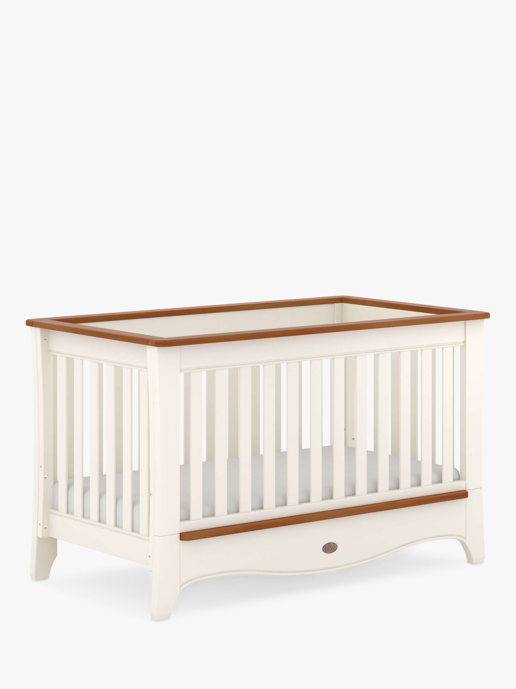 Boori Boori Provence Convertible Plus Cotbed, Ivory/Honey