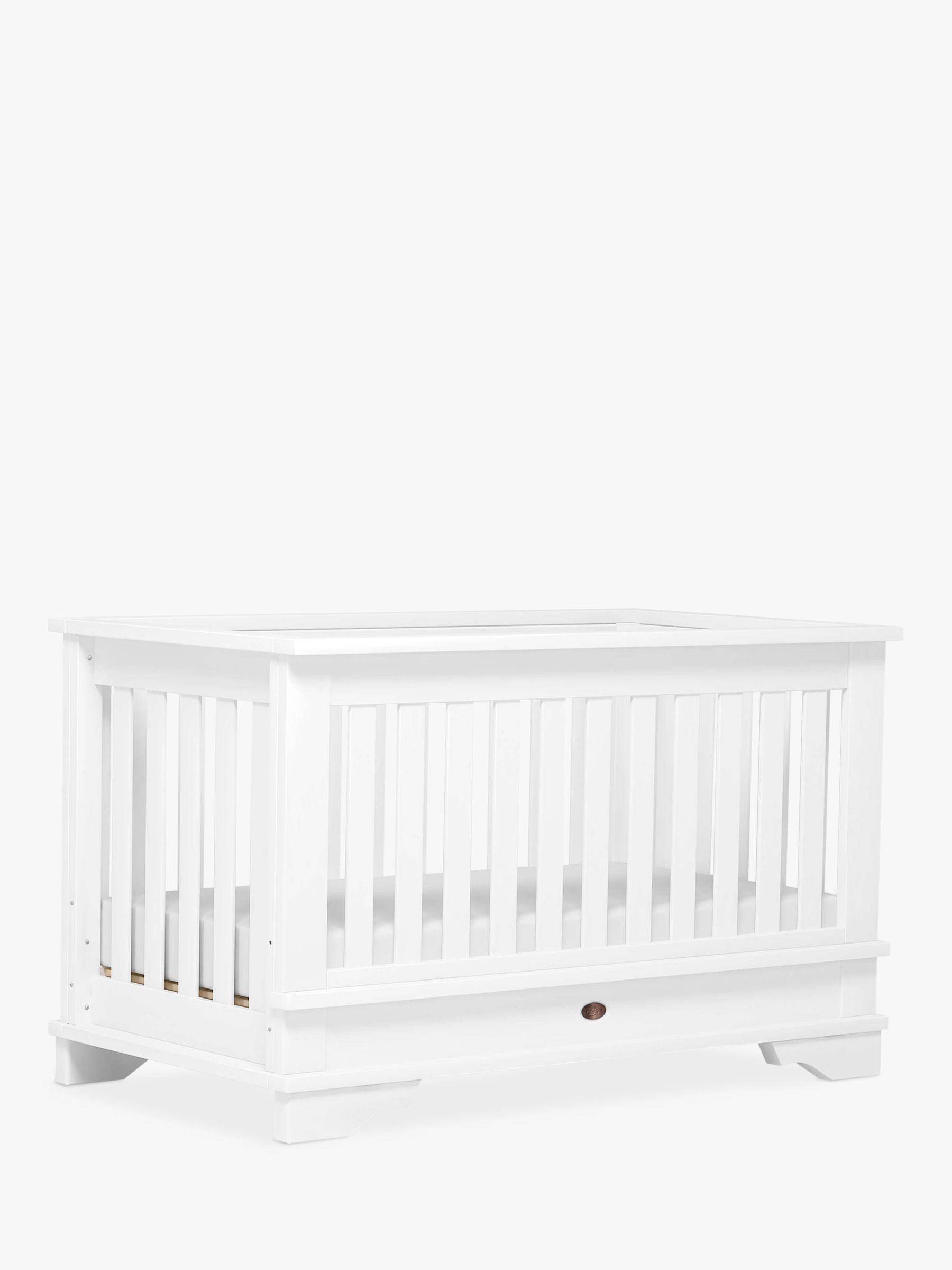 Boori Boori Eton Convertible Plus Cotbed, White
