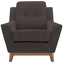 Buy G Plan Vintage The Fifty Three Armchair, Tonic Charcoal Online at johnlewis.com