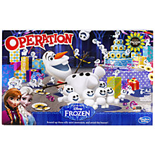 Buy Disney Frozen Operation Game Online at johnlewis.com