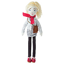 Buy S.C.O.U.T. Leaf Doll Online at johnlewis.com