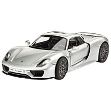 Buy Revell Porsche 918 Spyder Model Kit Online at johnlewis.com