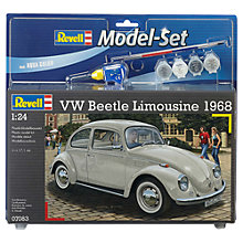 Buy Revell VW Beetle Limousine 1968 Model Kit Online at johnlewis.com