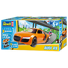 Buy Revell Build & Play Audi R8 Model Kit Online at johnlewis.com