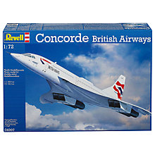 Buy Revell British Airways Concorde Model Aeroplane Kit Online at johnlewis.com