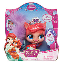 Buy Disney Princess Talking & Singing Palace Pets, Assorted Online at johnlewis.com