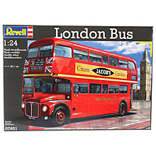 Buy Revell London Bus Model Kit Online at johnlewis.com