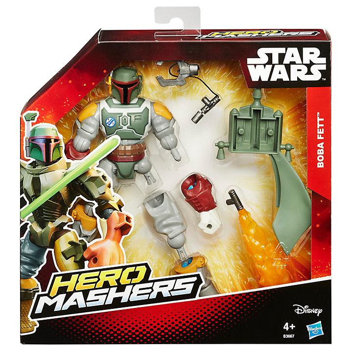 Buy Star Wars Hero Mashers, Assorted Online at johnlewis.com