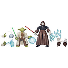 Buy Star Wars Episode VII: The Force Awakens Hero Mashers Pack, Assorted Online at johnlewis.com
