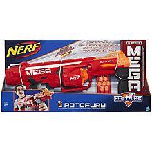 Buy Nerf N-Strike Mega Rotofury Blaster Online at johnlewis.com