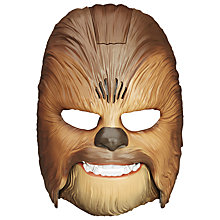 Buy Star Wars Episode VII: The Force Awaken Chewbacca Electronic Mask Online at johnlewis.com