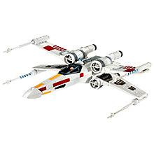 Buy Revell Star Wars X-Wing Fighter Modelling Kit Online at johnlewis.com