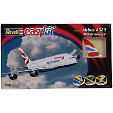 Buy Revell Easykit British Airways Airbus A380 Model Aeroplane Kit Online at johnlewis.com