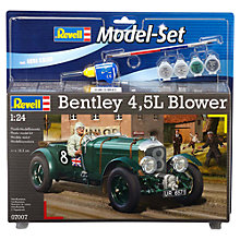 Buy Revell Bentley 4.5 Blower Model Kit Online at johnlewis.com