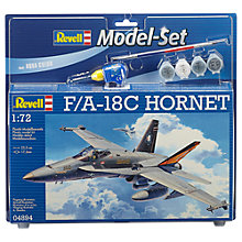 Buy Revell F/A-18C Hornet Model Kit Online at johnlewis.com