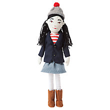 Buy S.C.O.U.T Sofia Doll Online at johnlewis.com