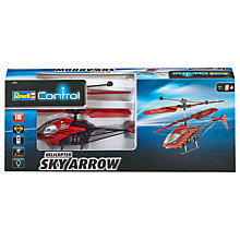Buy Revell Sky Arrow Remote Control Helicopter Online at johnlewis.com