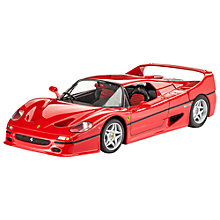 Buy Revell Ferrari F50 Coupe Model Kit Online at johnlewis.com
