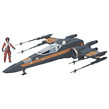 Buy Star Wars Episode VII: The Force Awakens X-Wing Starfighter Online at johnlewis.com