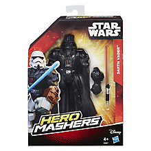 Buy Star Wars Hero Mashers Figure, Assorted Online at johnlewis.com