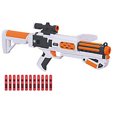Buy Star Wars Episode VII: The Force Awakens Stormtrooper Nerf Blaster Online at johnlewis.com