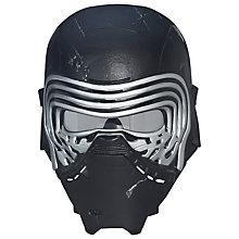 Buy Star Wars Episode VII: The Force Awakens Kylo Ren Voice Changer Mask Online at johnlewis.com