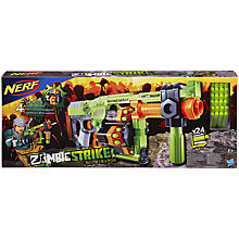 Buy Nerf Zombie Strike Doominator Blaster Online at johnlewis.com